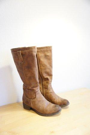 Stiefel von Marco Tozzi Gr. 38