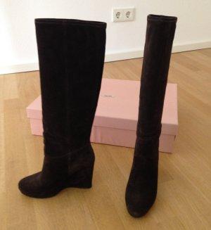 Stiefel von Miu Miu, Gr 38
