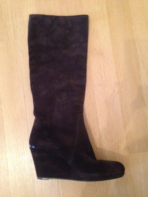 Stiefel von Prada, Gr 40, kaum getragen!
