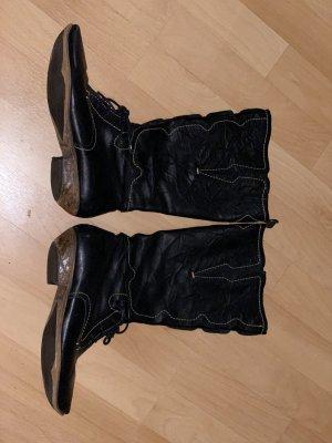 Stiefel von ROVERS, 37, schwarz
