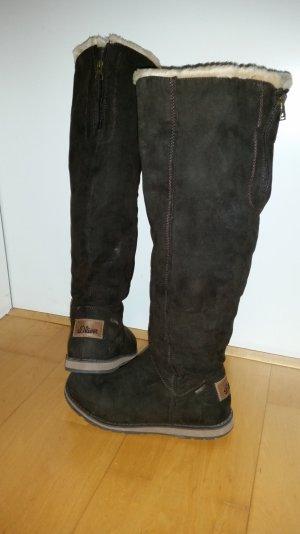 Stiefel von s. Oliver in braun