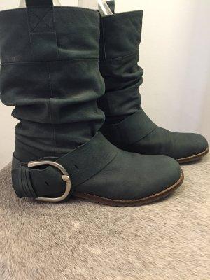 Spm Korte laarzen blauw