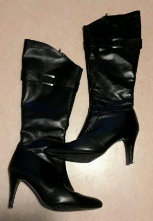 Stiefel von Tamaris aus echtem Leder