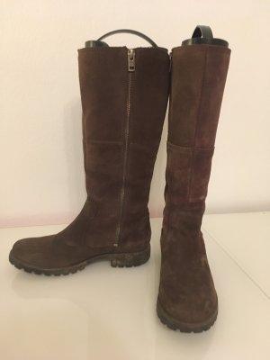 Stiefel von Timberland Nubuk