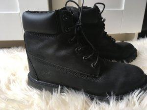 Stiefel von Timberland schwarz 38