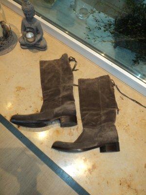 Stiefel von Vic Matie, Wildleder Gr. 40, selten getragen