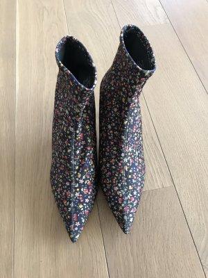 Zara Bottes stretch multicolore