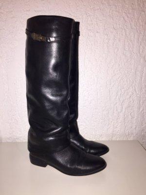 Zara Botte haute noir