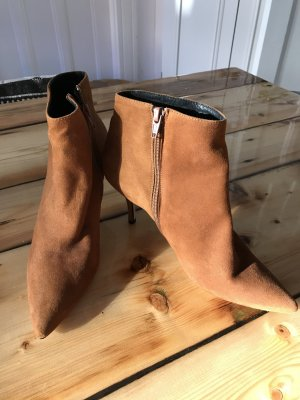 Stiefel Wildleder von Second Female