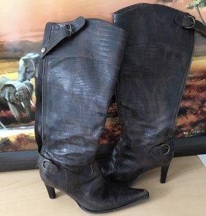 Stiefel zu verkaufen