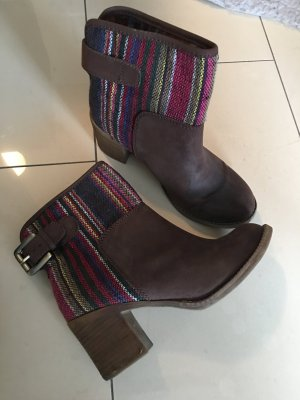 Akira Booties multicolored