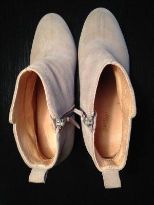 Stiefelette ankle boot von Flip*Flop grau