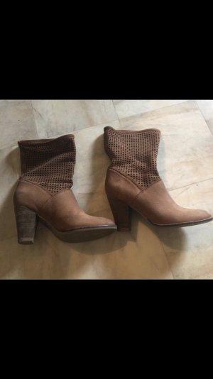 Western Booties brown