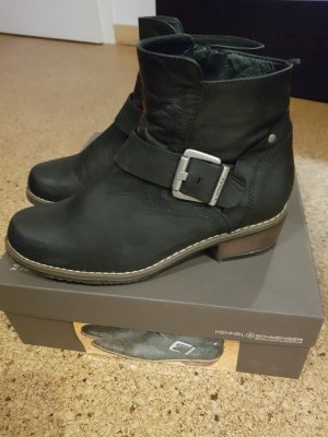 Wolky Booties black