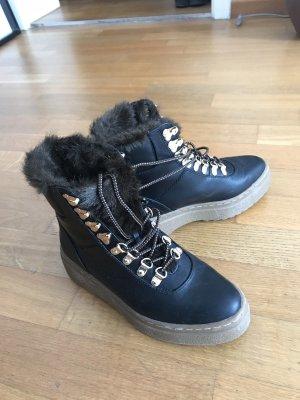 Stiefelette Boots Leder