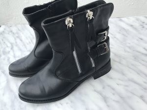 Stiefelette Boots schwarz 39