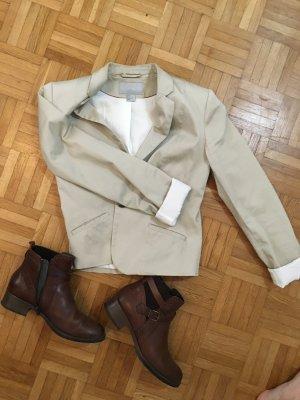 Stiefelette braunes Leder Gr. 37 von Reno