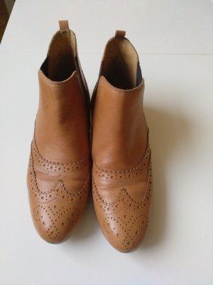 Bagatt Chelsea Boots cognac-coloured