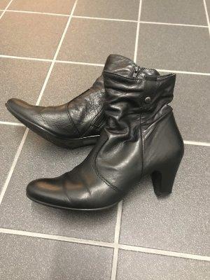 Stiefelette Gr. 39 schwarz