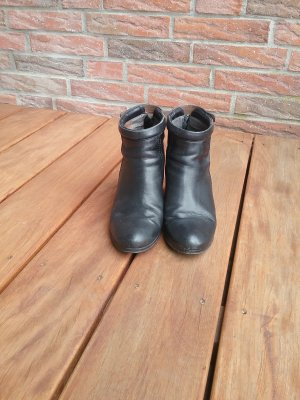 reputable site a2ce0 afb3f Stiefelette in schwarz