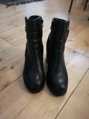 Kiomi Platform Booties black