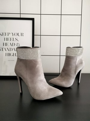 EGO High Heel Boots light grey