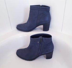 STIEFELETTE ~ PIER ONE ~ Gr. 7 ~ Jeansblau/Marine