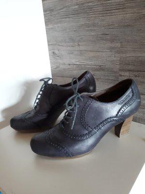 Tamaris Chaussure à talons carrés multicolore