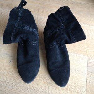Tamaris Booties black leather