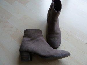 Stiefelette von Liebeskind 38 passt 39 und 40 auch Wildleder Taupe Boots Ankles