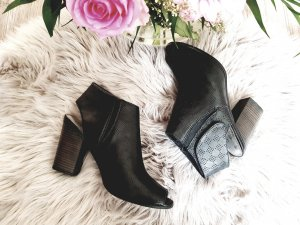 5th Avenue Booties black