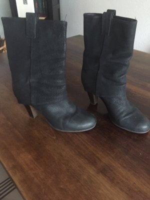 ASH Slip-on Booties black