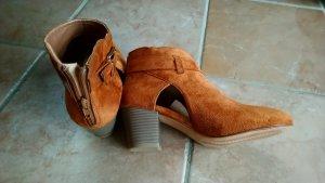 Anna Field Booties brown