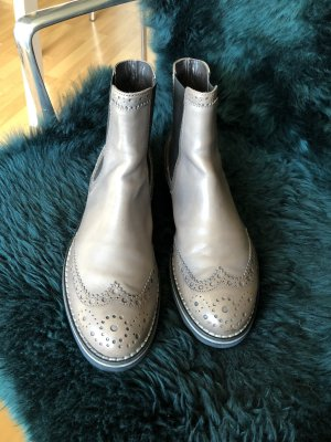 AGL Slip-on Booties grey