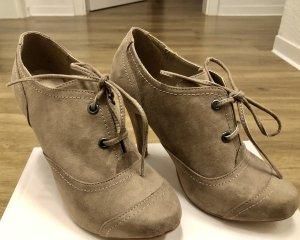 Stiefeletten - Ankleboots - Gr. 37 - Laura Scott