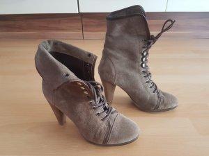 Görtz Shoes Stivaletto stringato multicolore