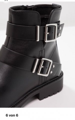 Stiefeletten Biker Boots