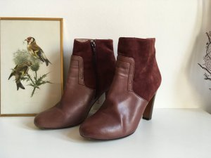 Bimba & Lola Booties bordeaux
