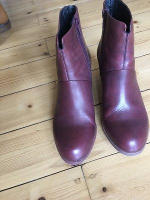 Stiefeletten Boots Lederstiefel