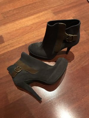 Pedro garcia Slip-on Shoes dark brown-brown