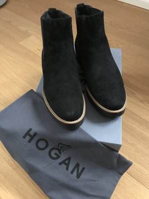 Hogan Bottillons noir