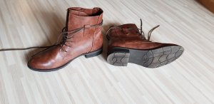 Marco Tozzi Slip-on Booties brown