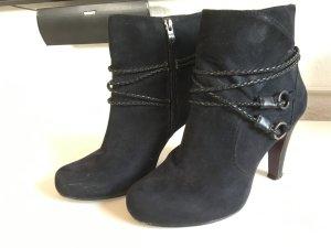 Stiefeletten Esprit schwarz