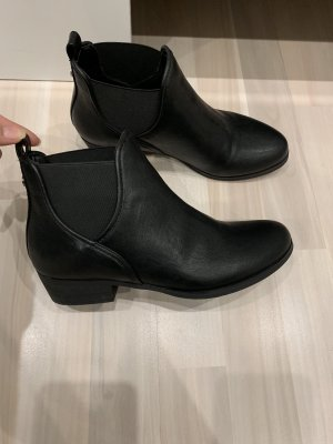 Guess Slip-on Booties black