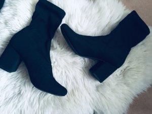 Botas deslizantes negro