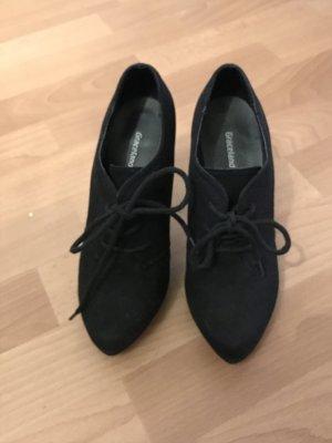 Stiefeletten Graceland schwarz Größe 38