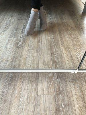 Stiefeletten grau neu H&M