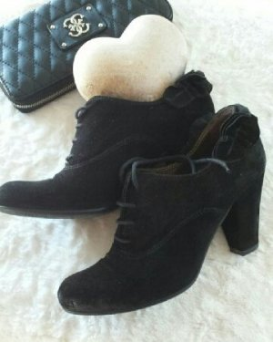 Janet & Janet Low boot noir