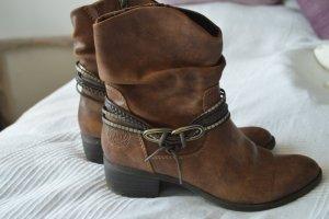 Stiefeletten I Stiefel I Winterboots I Boots I Cowboyboots I Cowboystiefel I Westernstiefeletten I Booties