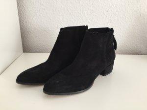 Stiefeletten in schwarz von H&M